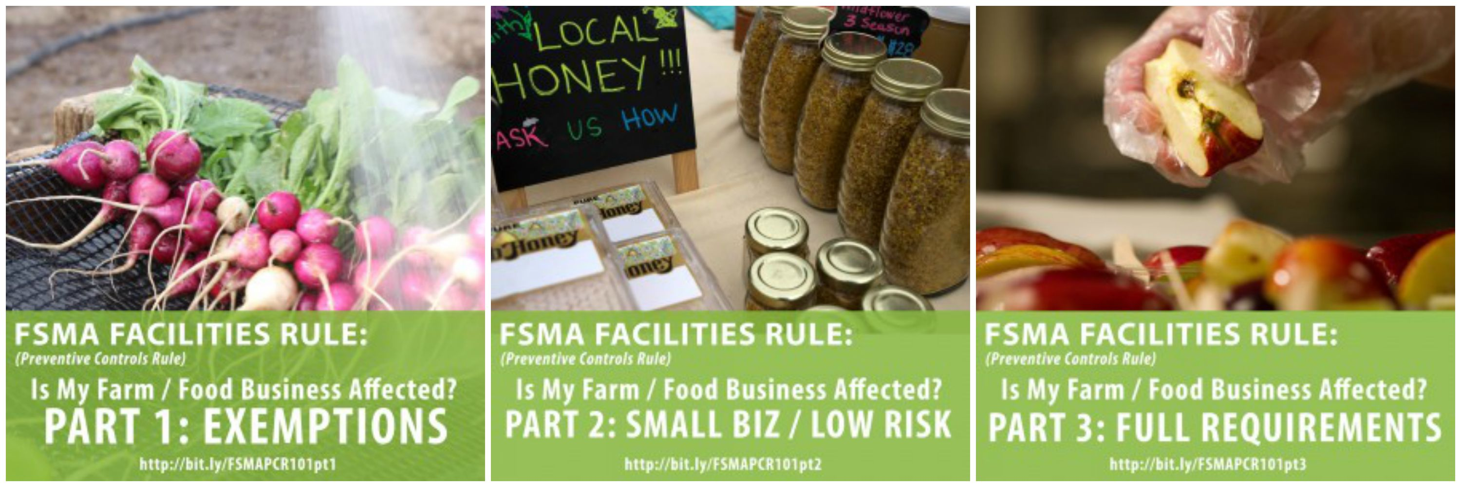 Who is Subject to FDA's New FSMA Food Facilities Rule?